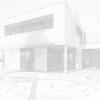 Plans de construction d'une maison neuve